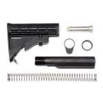 Buttstock Kit, Carbine, M4, Type II-B, w/CAGE, (4-H)